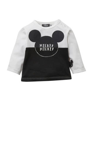 newborn Mickey Mouse longsleeve