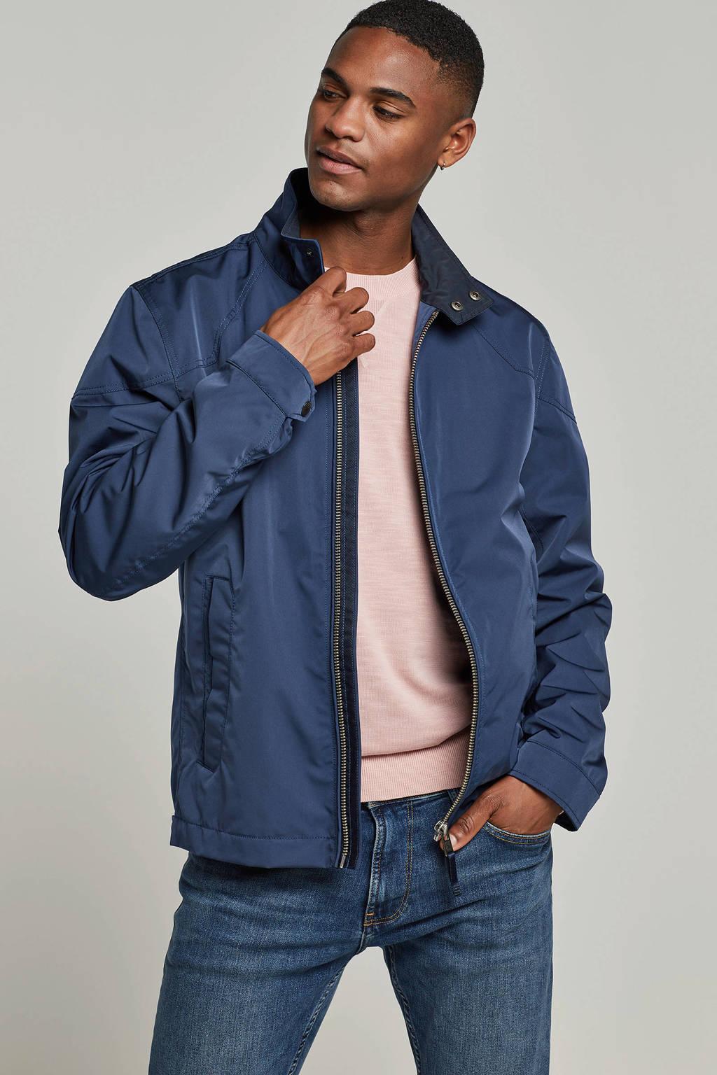 Vanguard jas, Blauw
