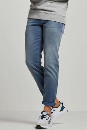 slim fit jeans V7 Rider grijsblauw