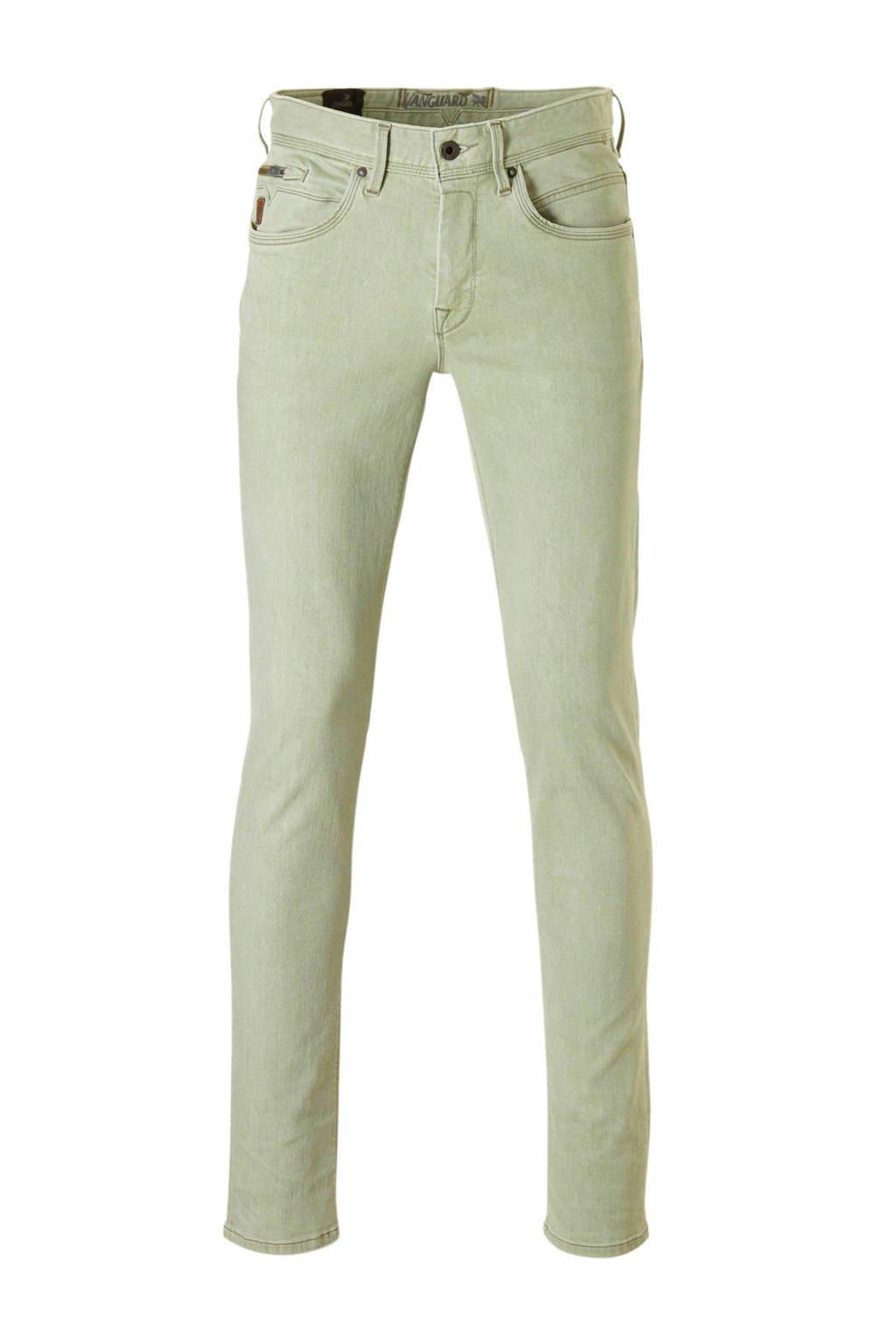 Vanguard slim fit jeans, Groen