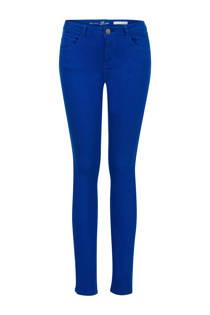 Miss Etam Regulier slim fit  broek blauw