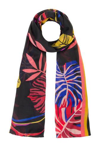Accessoires sjaal zwart