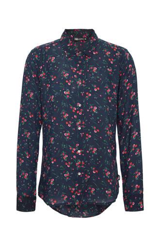 blouse met all over bloemenprint