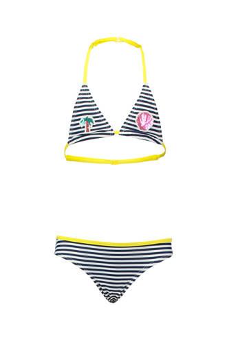 triangel bikini streep