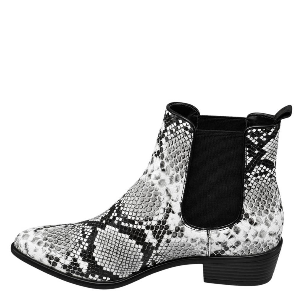 Boots Vanharen Chelsea Met Slangenprint Graceland n8qx8SwARa