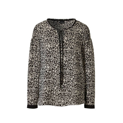 C&A YSS Shop top met all over print