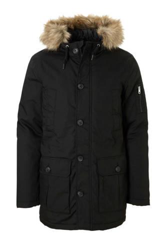 Clockhouse winterjas zwart