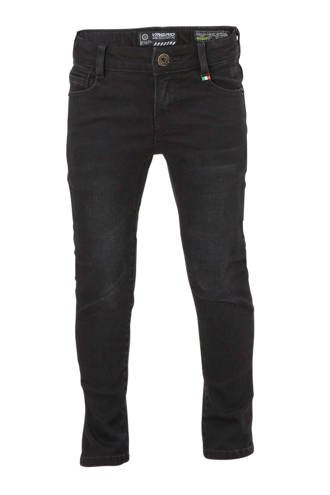 skinny fit jeans Abacus zwart
