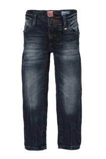 Vingino skinny fit jeans Aronne donkerblauw (jongens)