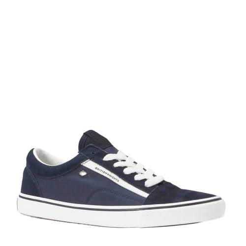 British Knights Mack sneakers blauw-wit