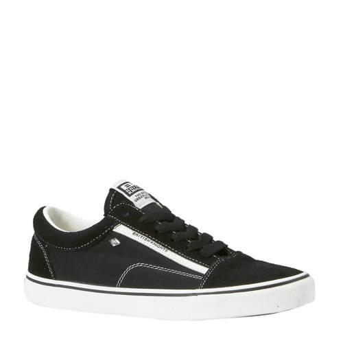 British Knights Mack sneakers zwart-wit