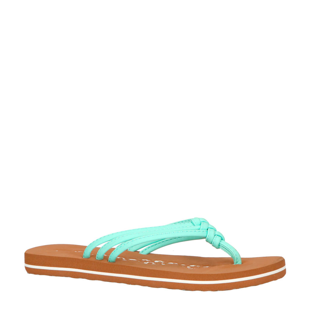 O'Neill 3 Strap Disty teenslippers turquoise, Tuquoise