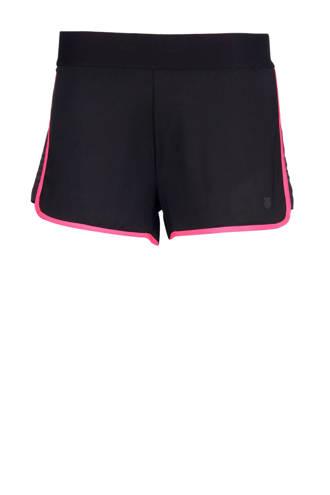 sport short zwart/roze