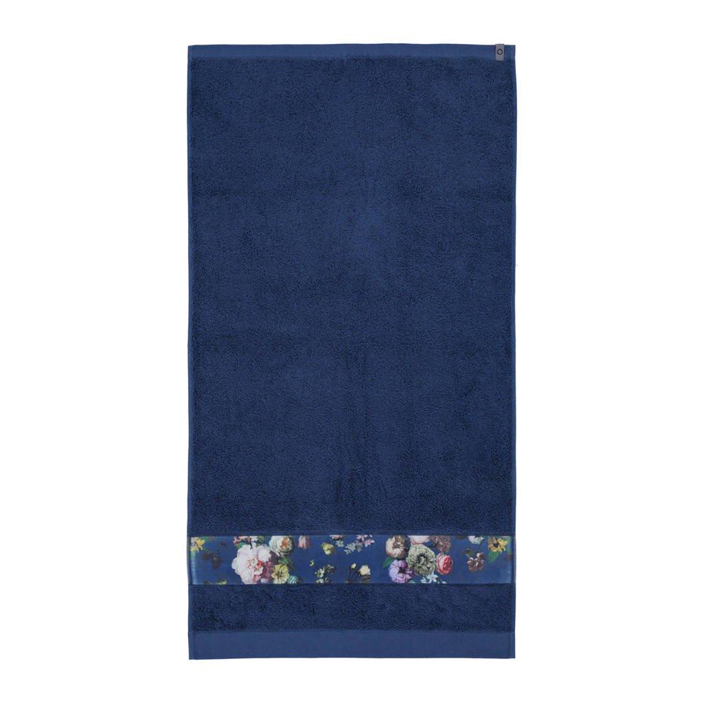 Essenza handdoek (60x110 cm ), Marineblauw