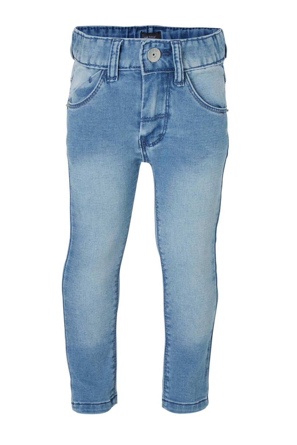 Babyface skinny jog denim, Light denim