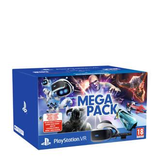 PlayStation 4 VR + camera + 5 games