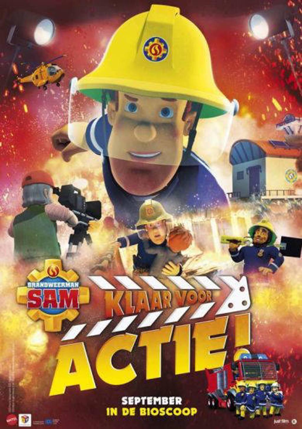 Brandweerman Sam - Klaar voor actie (DVD)