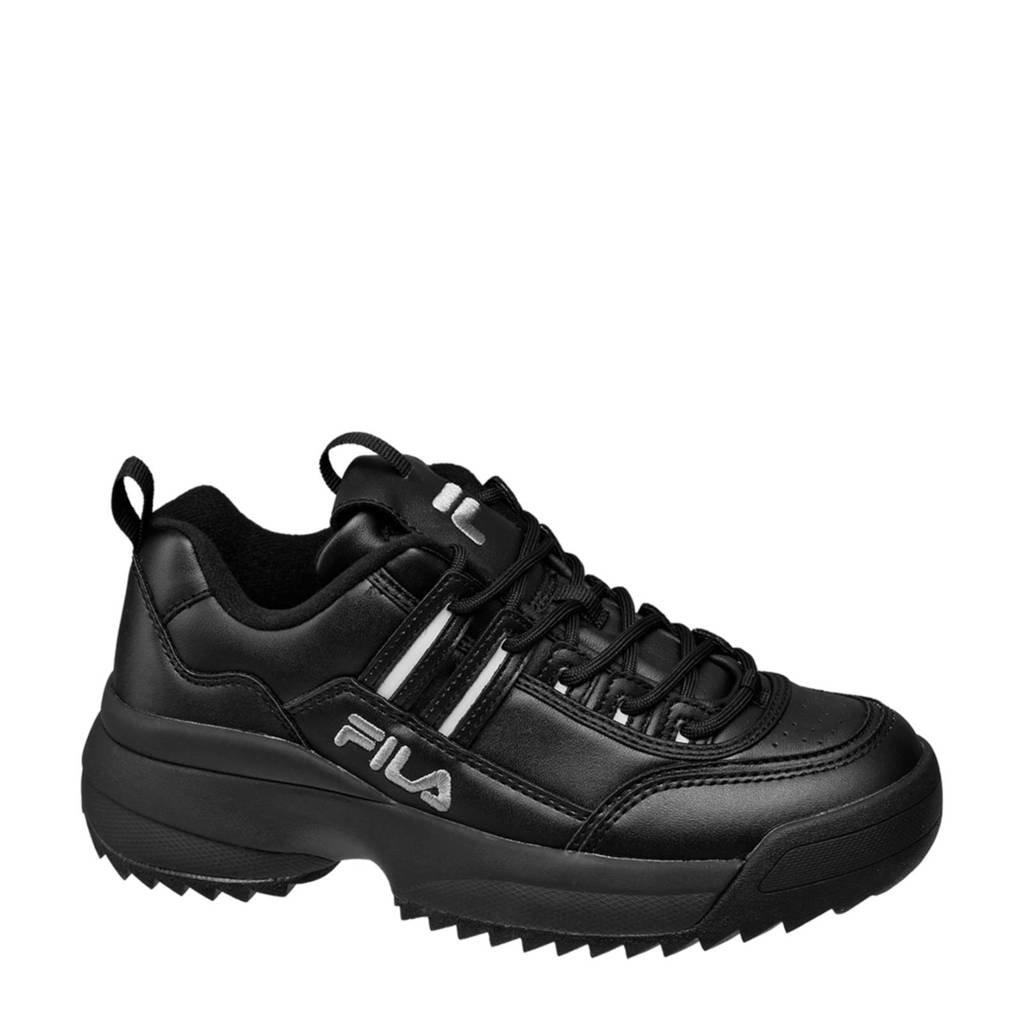 Fila   sneakers zwart, Zwart
