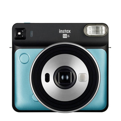 Fujifilm INSTAX SQ 6 AQUA blauw kopen