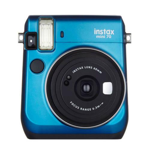 Fujifilm INSTAX MINI 70 C Instax Mini 70 analoge camera blauw kopen