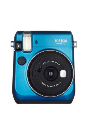 INSTAX MINI 70 C Instax Mini 70 analoge camera blauw