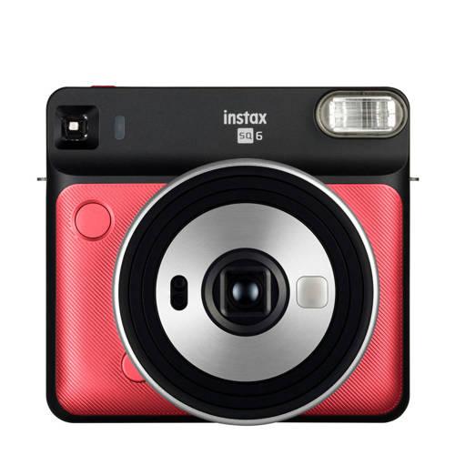 Fujifilm INSTAX SQ 6 RUBY rood kopen