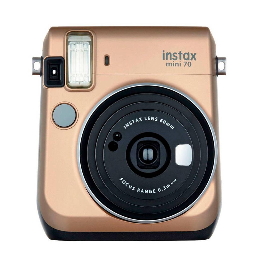 Fujifilm INSTAX MINI 70 C Instax Mini 70 analoge camera goud, Goud