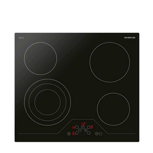 Inventum IKC6031 inbouw keramische kookplaat