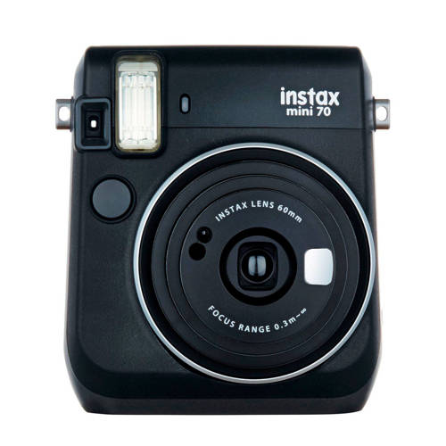 Fujifilm INSTAX MINI 70 C Instax Mini 70 analoge camera zwart kopen