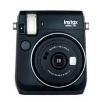 Fujifilm INSTAX MINI 70 C Instax Mini 70 analoge camera zwart, Zwart