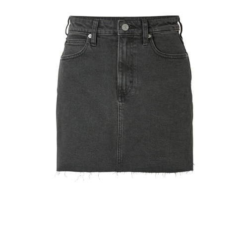 Calvin Klein Jeans spijkerrok zwart kopen