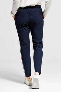CECIL Casual fit-broek Tracey, Donkerblauw