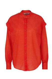 Scotch & Soda blouse rood