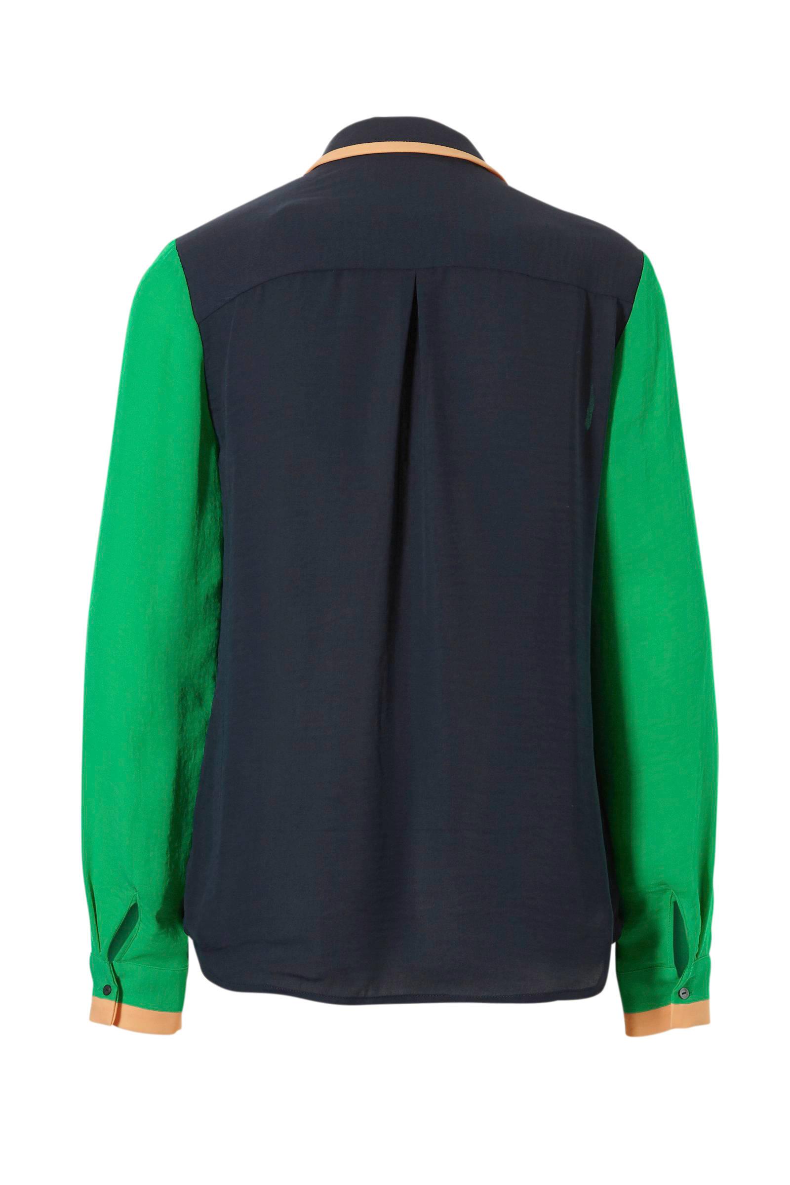 block Scotch blouse Soda Soda Scotch colour pq0IqC