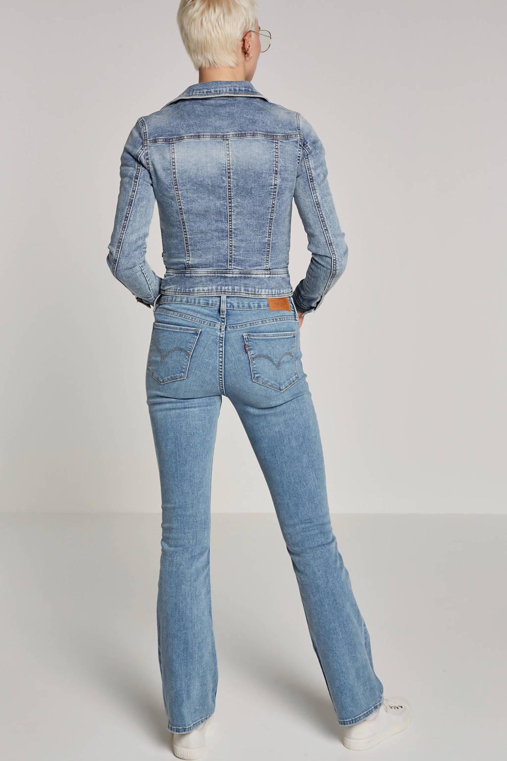 LTB spijkerjasje, Blauw