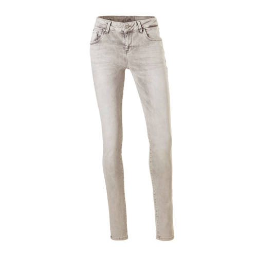 LTB Daisy high waist slim fit jeans grijs