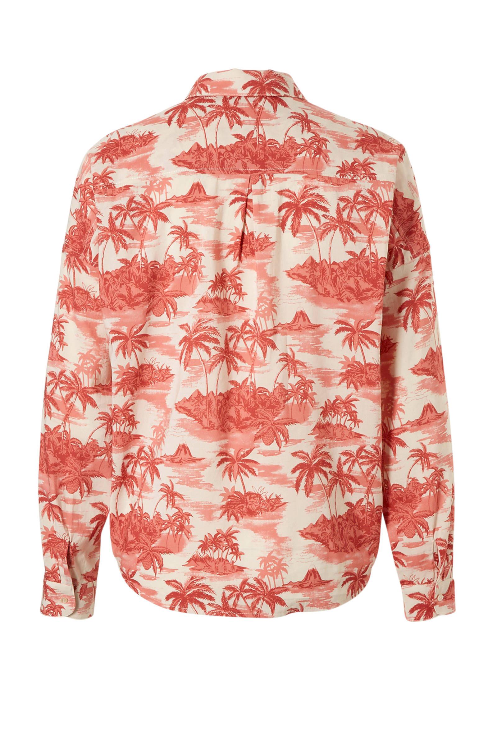 blouse all Soda print Scotch over met P5qw4WZZvC