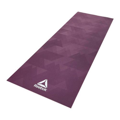 Reebok yogamat geometric - 4 mm kopen
