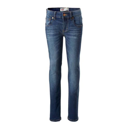 Levi's Kids skinny fit jeans 510 blauw kopen
