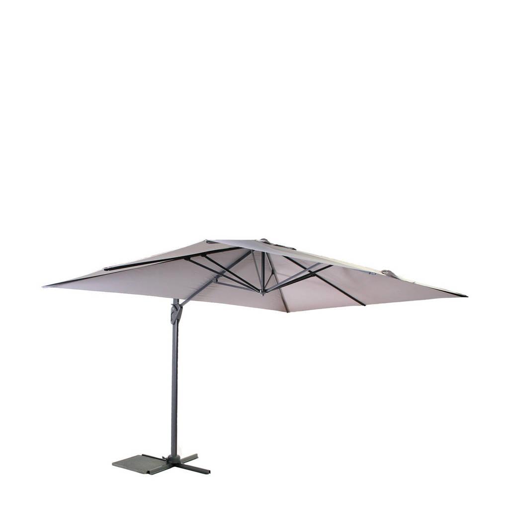SenS-Line parasol Aruba (400x300), Parelgrijs