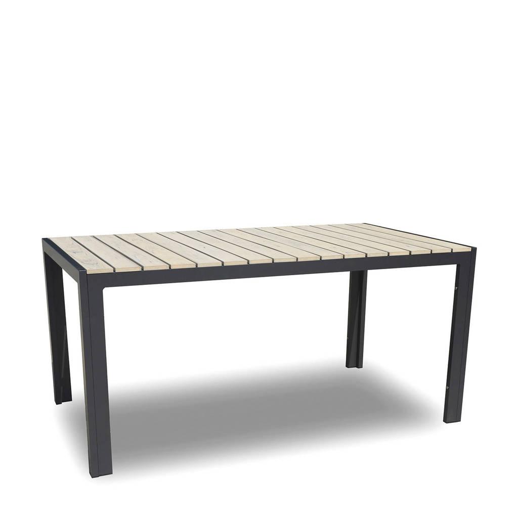 SenS-Line tuintafel (160x90 cm) Jersey, zand/antraciet