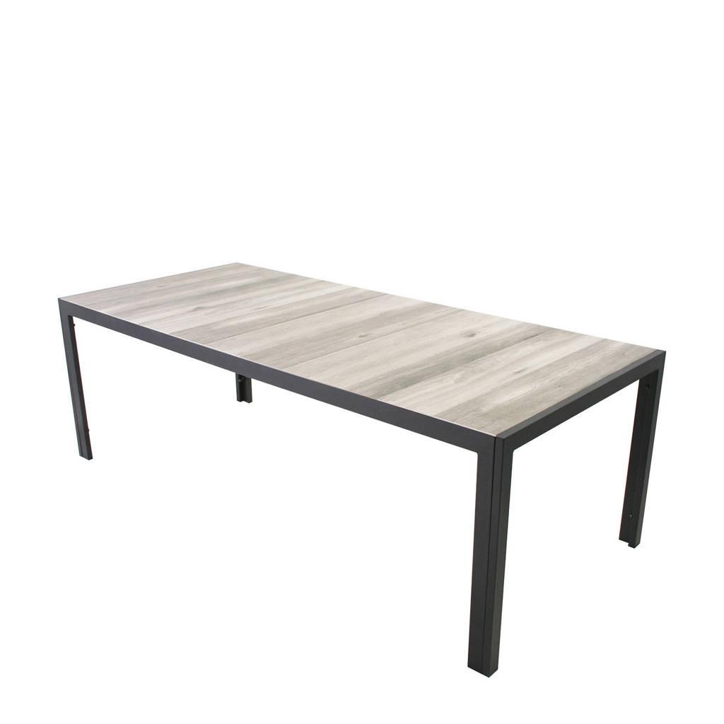 SenS-Line tuintafel Jersey (160x90 cm) Bergamo, zand/antraciet