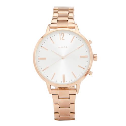 Parfois horloge rosé kleurig kopen