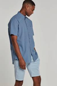 LERROS overhemd korte mouw, Blauw