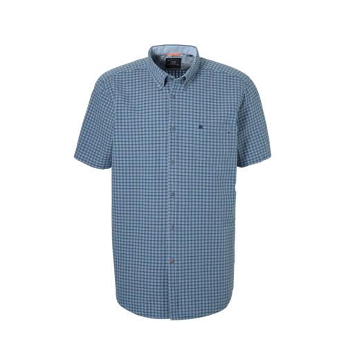 LERROS overhemd korte mouw
