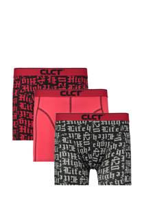CoolCat boxershort (set van 3) (heren)