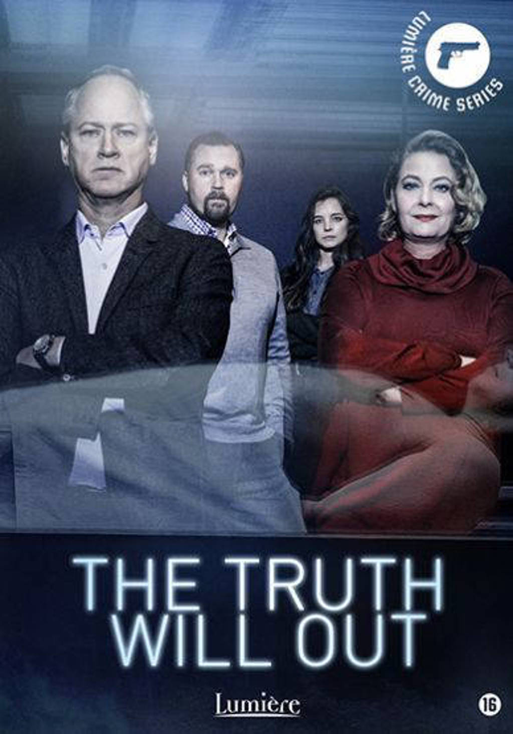 The truth will out - Seizoen 1 (DVD)