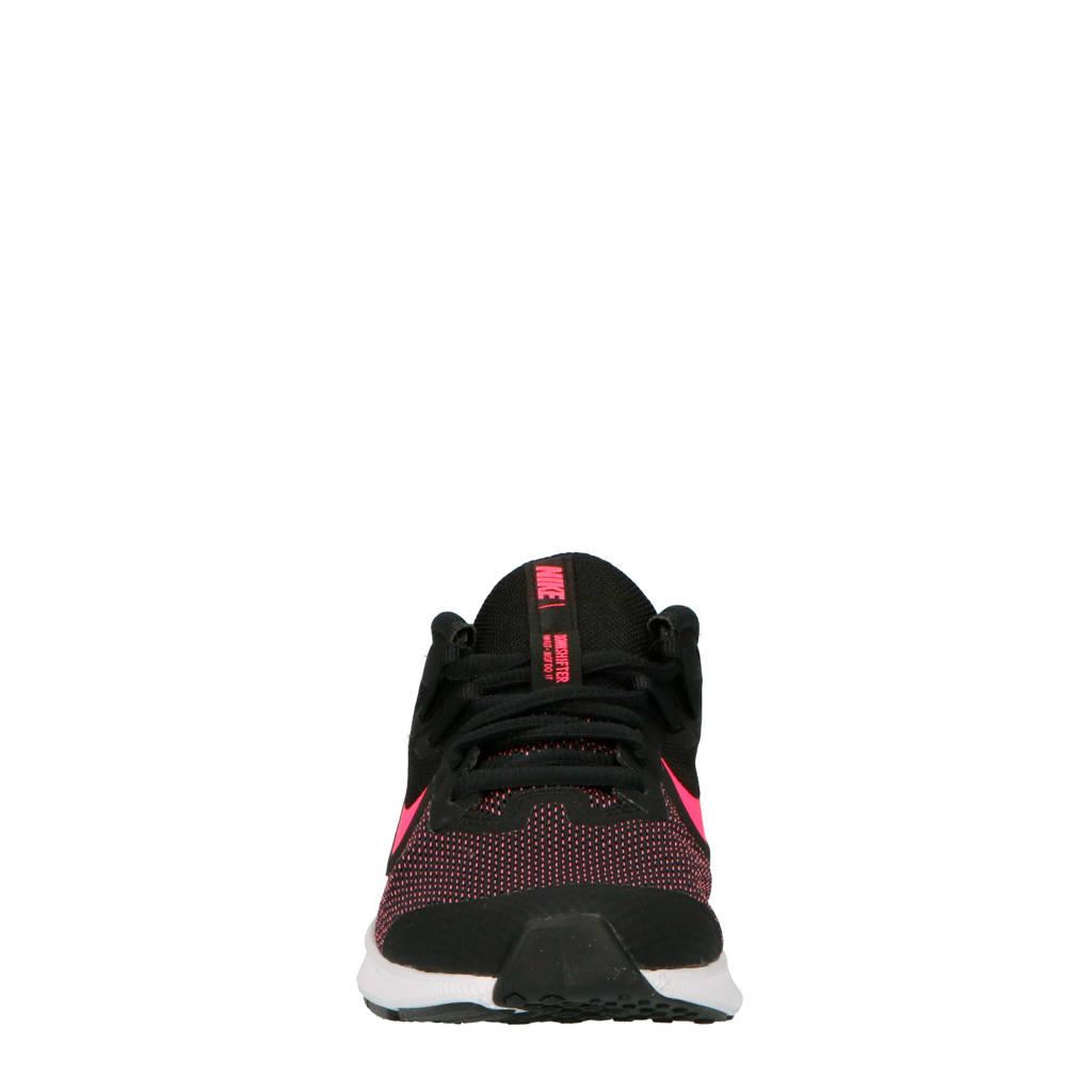a51b042f629 Nike Downshifter 9 sneakers zwart/roze, Zwart/roze