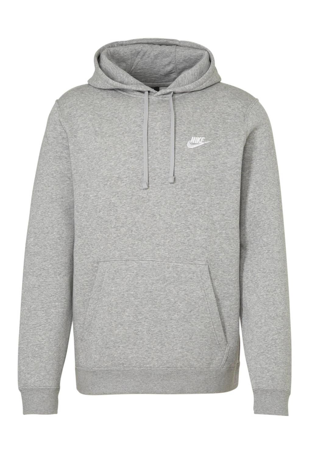 Nike   hoody grijs melange, Grijs melange