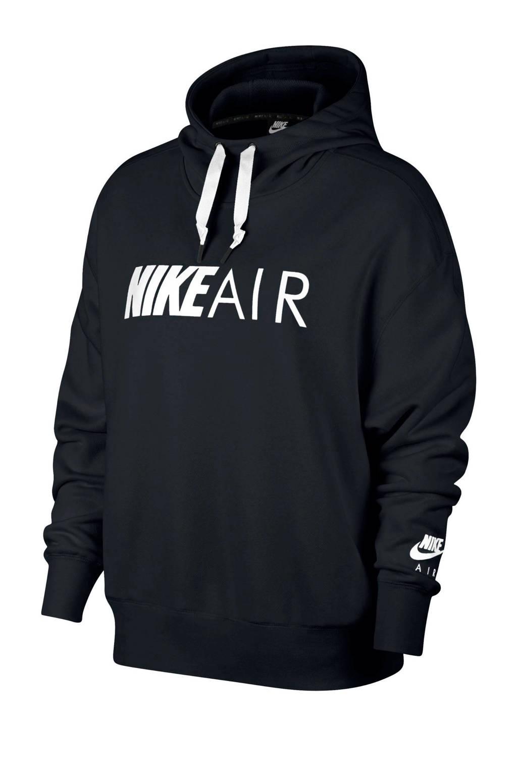 Nike hoodie, Zwart